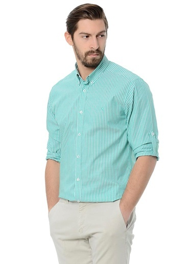 Çizgili Gömlek-Kip
